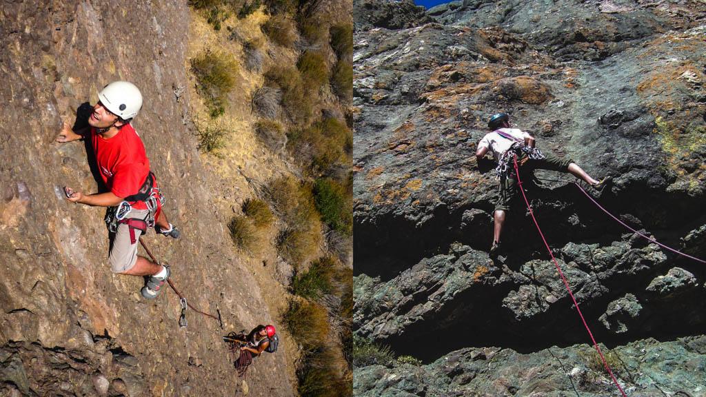 malku escuela outdoor curso escalada multilargos