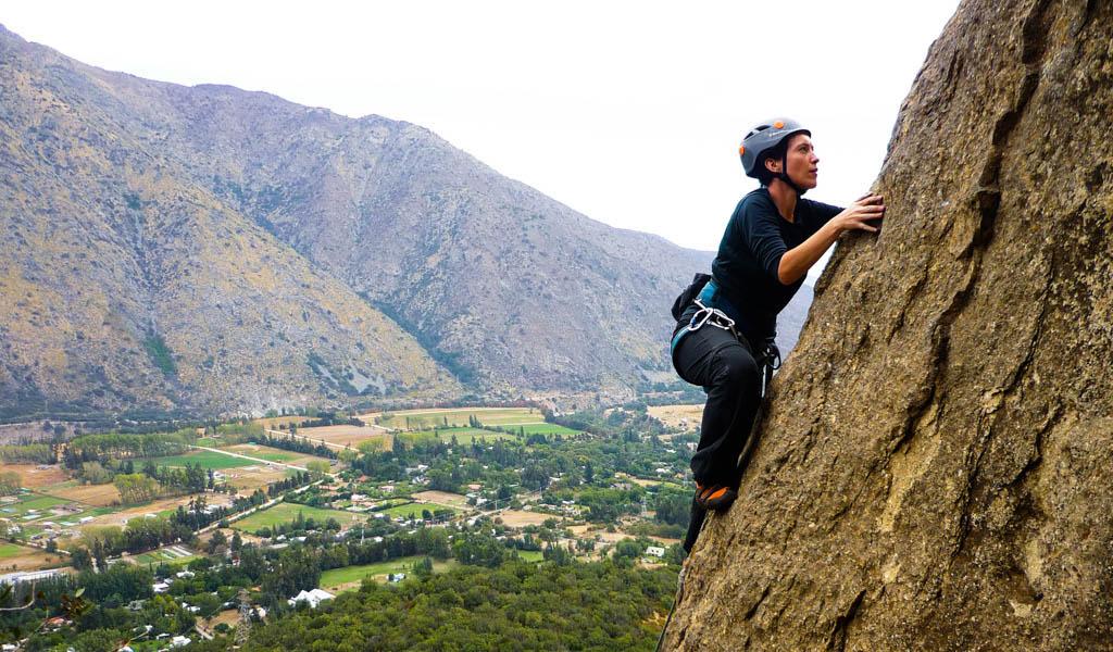malku escuela outdoor escalada deportiva palestras